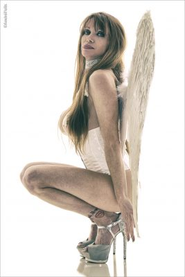 Rebecca Mary White Angel