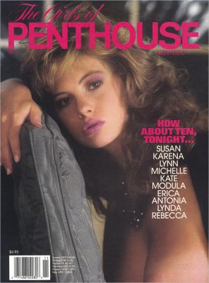 Joanne Szmereta Girls of Penthouse