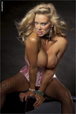 Barbara Moore Playboy Playmate