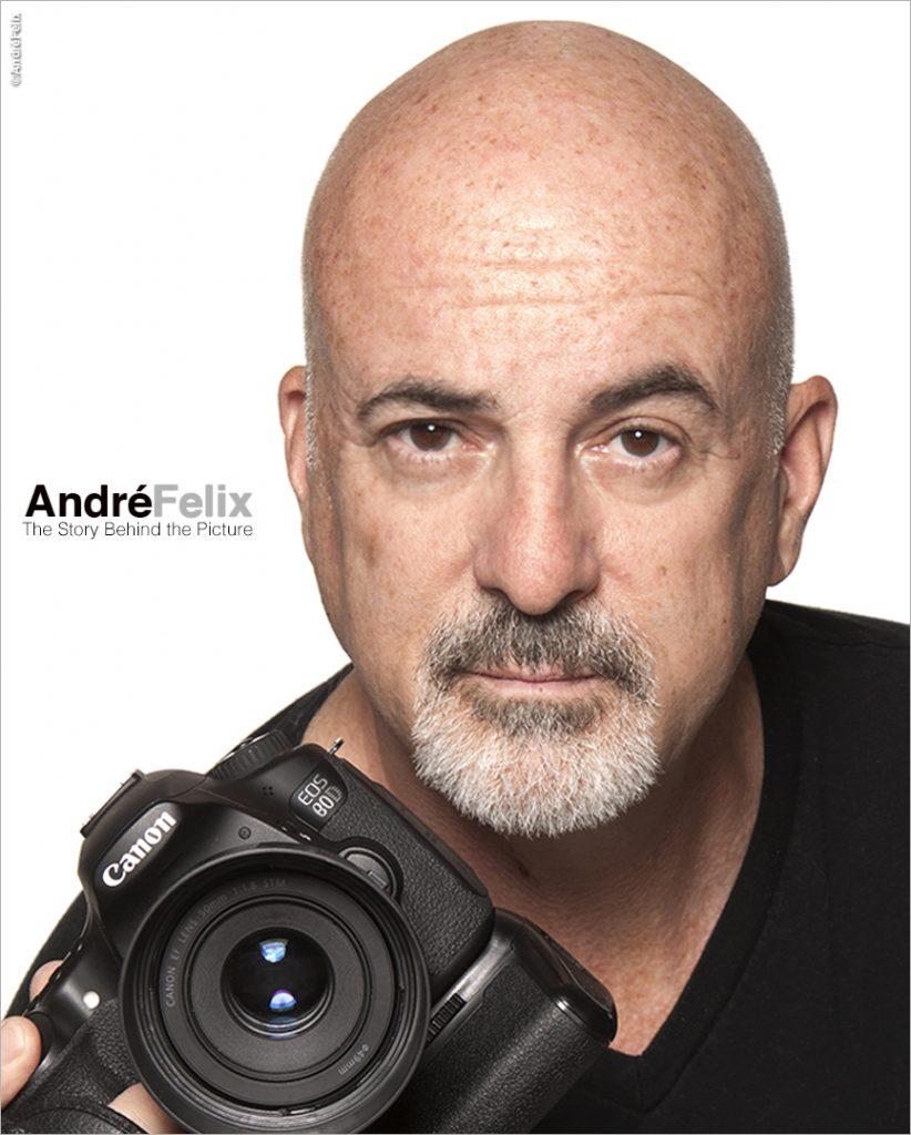 Andre Felix Head Shot