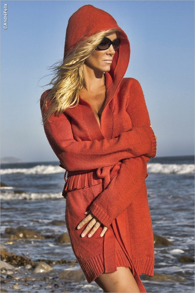 Barbara Moore_Beach Sweater