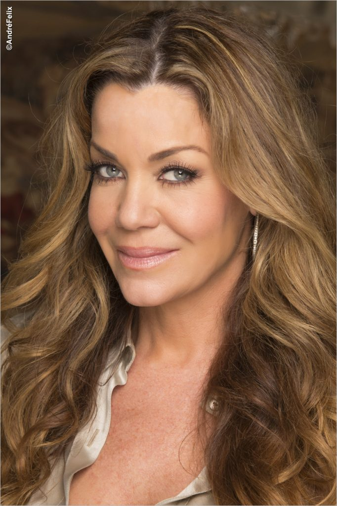 Claudia Christian Celebrity Headshot