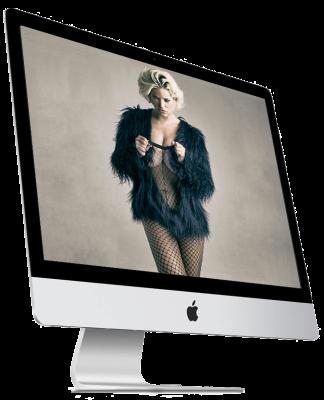 iMac Contact image