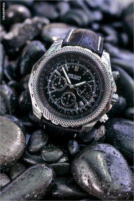 Wrist Watch Upscale