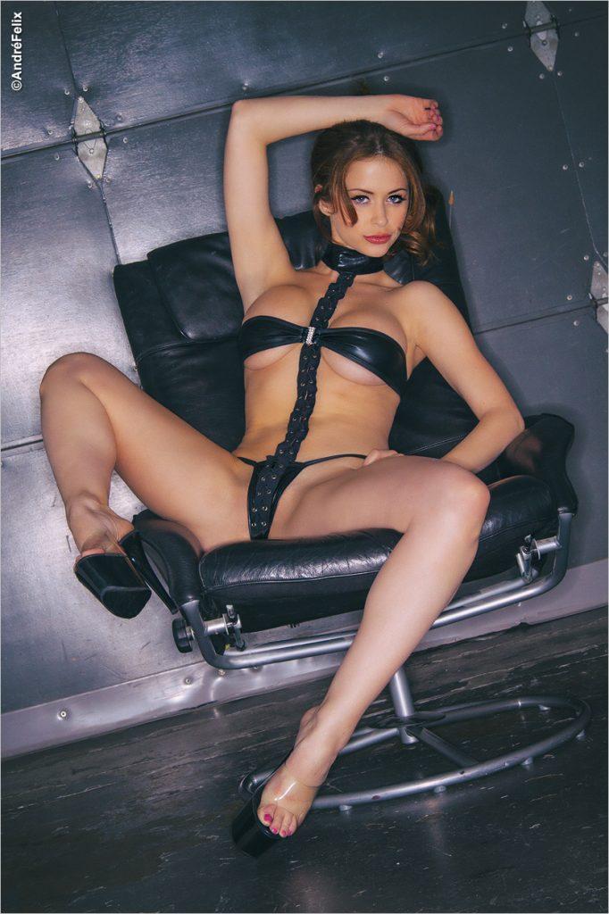 Emily Addison Erotic shoot