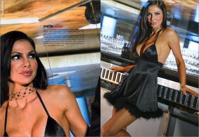 Yvette Nelson Razor Magazine