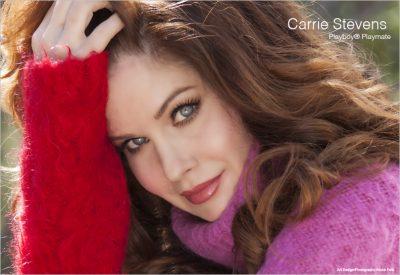 Carrie Stevens Playboy Playmate