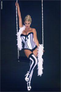 Barbara Moore Playboy®Playmate Burlesque