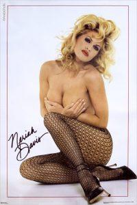 Playmate Poster Neriah Davis