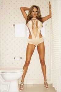 Kristi Curiali Penthouse® Test Shoot