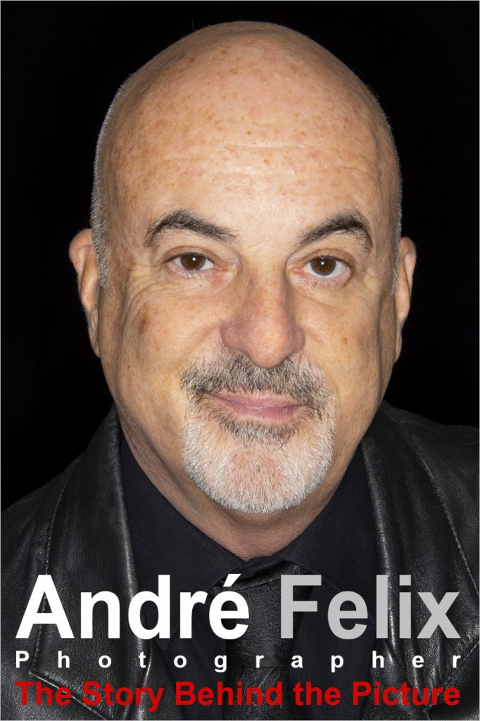 Andre Felix Book Cover