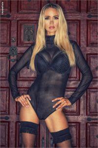 April Scott – Front door!