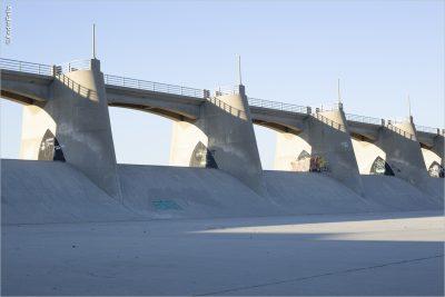 Sepulveda Dam Los Angeles