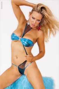 "Barbara Moore Playboy Playmate ""The Box"""